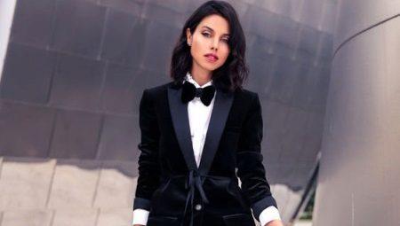 0c8cd600e11 Женские костюмы (290 фото)  модные модели 2019