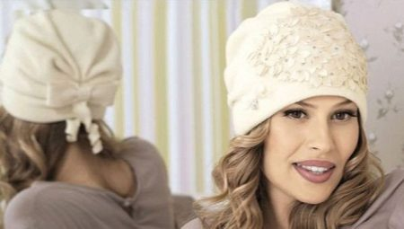 Модные зимние шапки (185 фото)  современная мода на шапки для осени ... f134140d66a5c