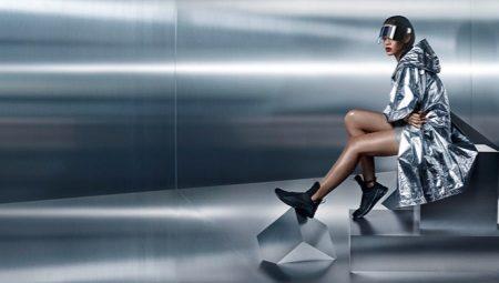 Кроссовки Пума от Рианны (36 фото)  женские модели Puma by Rihanna ... 359324c7086