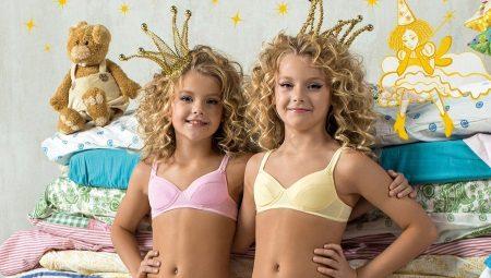 4926bc8b67135 Лифчик для девочки (81 фото): бюстгальтеры для подростков от 12 до ...