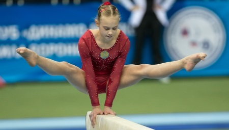 Купальник для спортивной гимнастики для девочек