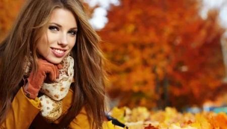 """Цветотип """"Осень"""""""