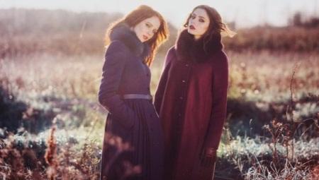 Дизайнерское пальто от Екатерины Смолиной