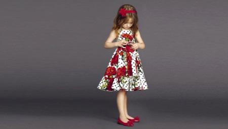 Красивые туфли для девочек