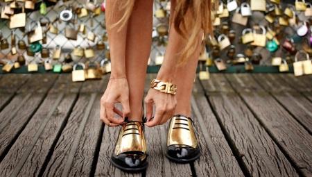 Молодежные туфли