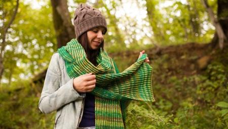 """Оригинальные шарфы """"Вивьен"""" и модели в технике бриошь"""