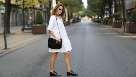 91b78f5b5f8 Белое платье и туфли (67 фото)  какое надеть с красными