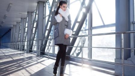 Выбираем теплое женское пальто