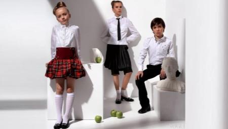 Школьные туфли для подростков