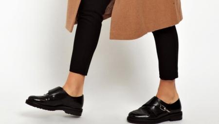 Туфли монки
