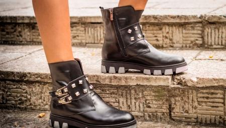 Виды и модели женских ботинок