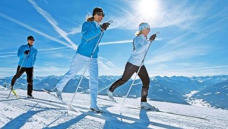 Лыжные ботинки для конькового хода