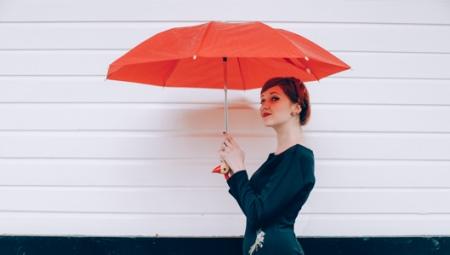 Механический зонт