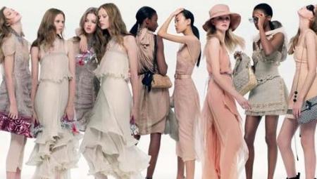 d154143008d7 Романтический стиль в одежде (73 фото)  романтизм в модных образах ...