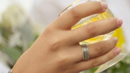 Славянские обручальные кольца