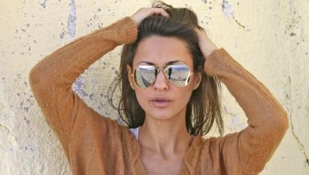 Солнцезащитные очки Ray Ban (69 фото)  популярные модели солнечных очков 1448d62f6e5