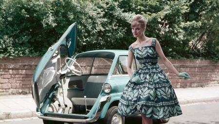 Стиль 50-х годов