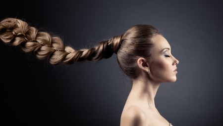 Заколки для объема волос