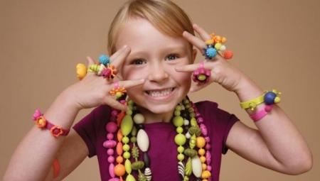 Детские браслеты