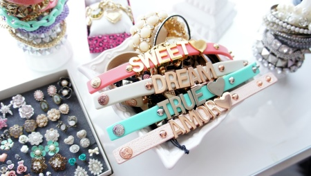 Хранение браслетов