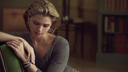 Серебряные браслеты Pandora