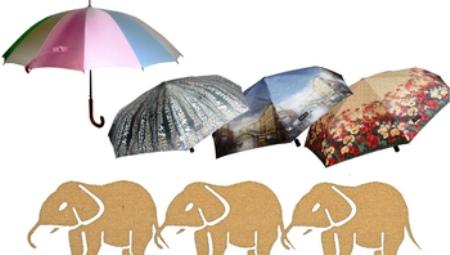 Зонты «Три слона»