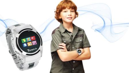 Часы-телефон для детей и взрослых