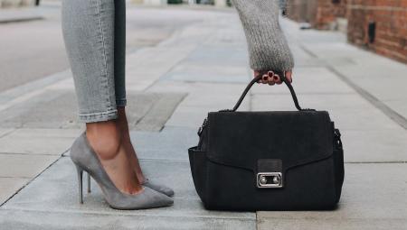 Черные женские сумки