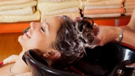 Как смыть оттеночное средство с волос?