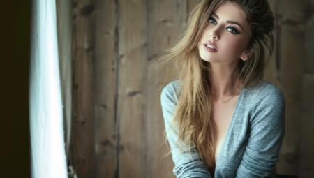 Оттеночные средства на русые волосы