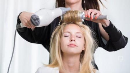 Расческа для придания объема волосам