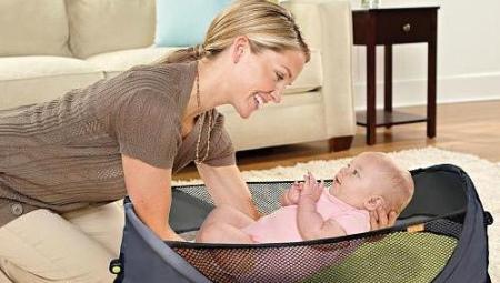 Сумка-переноска для новорожденного