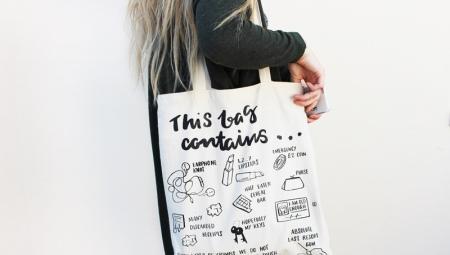Сумки-тоут (tote bag)