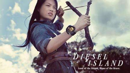 Женские часы Diesel