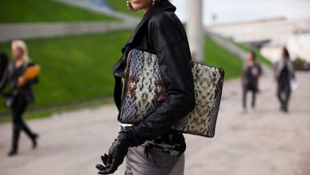 56c239b90b95 Женские кожаные сумки (114 фото): модели из натуральной кожи от ...