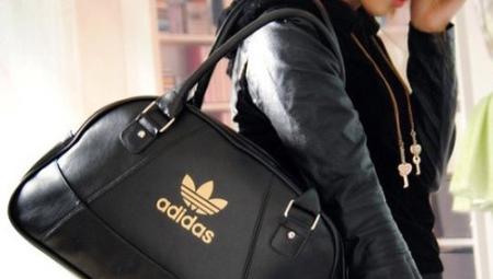 d15b56384487 Женские сумки Adidas (79 фото): маленькие из линейки Originals и ...