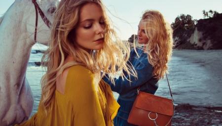 edc5a4f0d24f Сумки Chloe (71 фото): оригинальные женские модели и коллекции Хлое ...