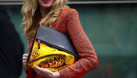 Женские сумки для документов