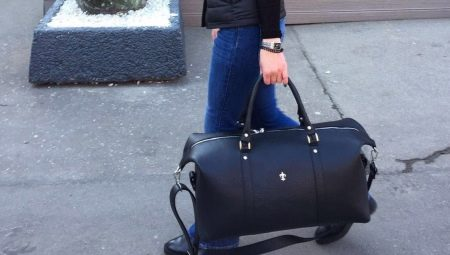 382d0f695ec9 Выкройка дорожной сумки своими руками (35 фото): как сшить большую ...