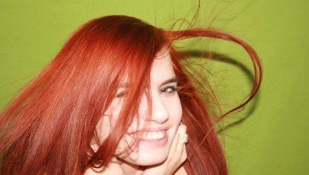 Сколько держатся оттеночные средства на волосах?