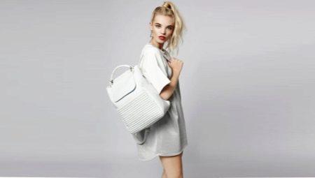 a1f4c55bb784 Выкройка сумки-рюкзака (50 фото): как сделать женскую модель ...