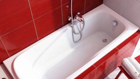 Чем отмыть акриловую ванну?