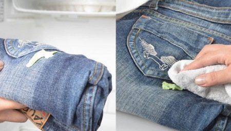 Как можно вывести жвачку с одежды?