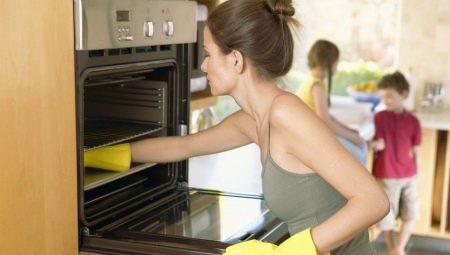 Как отмыть кухню от жира?