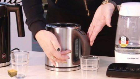 Как почистить чайник от накипи и других загрязнений?