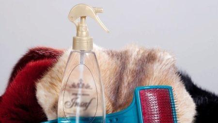 Как почистить мех в домашних условиях?