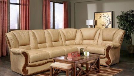 Кожаные диваны в домашних условиях 443