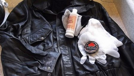 Как почистить вещи из кожи?