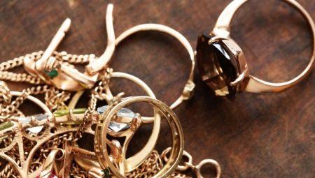 Как можно почисть золото в домашних условиях 5