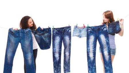 Как стирать джинсы в стиральной машине-автомат правильно